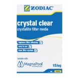 Zodiac Crystal Clear - CRYSTALLITE Filter Media