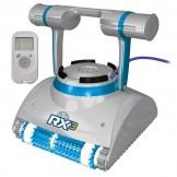 K-Bot RX-3 Robotic Pool Cleaner with Remote Suits Concrete, Vinyl and Pebblecrete Pools