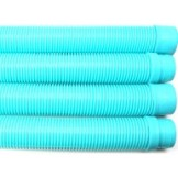 Sectionalised Hose for Auto Pool Cleaners 1.0 Metre Lengths  - Kreepy Krauly Blue