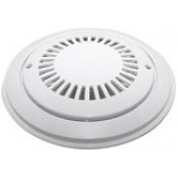POOLRITE Anti Vortex Cover with Screw - WHITE