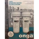 ONGA TWIN DRINKING WATER FILTER SYSTEM PN 705866