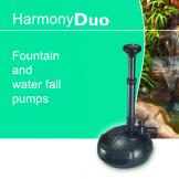 Onga HarmonyDuo Fountain and Waterfall Pump MODEL: HD 950