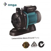 Onga Leisure Time Above Ground Pool Pump Speeds Available: 400W, 550W and 750W