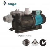Onga Pantera Pool Pump PPP Speeds Available: 0.75HP, 1HP, 1.25HP and 1.5HP