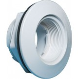 Waterway WALL FITTING comes with BACKNUT 40mm MPT x 40mm SOCKET White, Black, Grey and Dark Grey