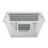CLARK (Rectangular - Hole in Side) Skimmer Basket