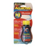 AQUACHEK Red TOTAL BROMINE / pH / TOTAL ALKALINITY / TOTAL HARDNESS Test Strip 50 Strips